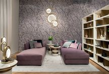 Relaxing atmosphere for your reading room