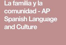 AP Las familias y las comunidades
