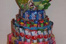 Cake tower ideas / by Samantha Butler Spencer