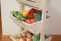 Vegetable storage