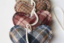 Keepsakes of loved ones clothes / by Debra Spiers