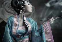 Asian Persuasion / Japanese Art, pictures and tatoos