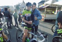 Charnizay - 08/03/2015 - AC TOURAINE / Course cycliste de Charnizay - 08/03/2015 - Avenir Cycliste Touraine