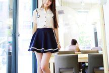 Korean style / by Polly Caballero