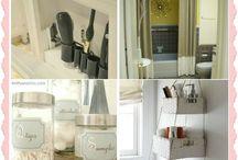 Bathroom ideas / Storage