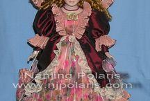 collectible porcelain dolls