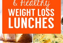 Clean eating lunches