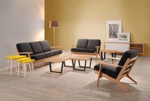 Olava Sofa 3 Seater / Furniture