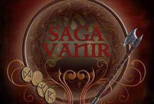 Saga VANIR - Immagini e Citazioni