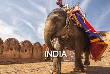 - Incredible India - / Explore this wonderful South Asian country from Himalayan peaks to its Indian Ocean coastline