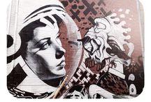 Street art En Masse