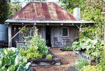 Vegetable Garden ideas I love