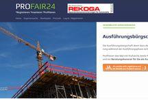 Kautionsversicherungen-Bauhandwerk