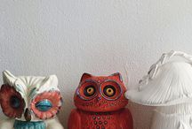 Owl stuff / my obsession for owls!!!