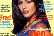 Magazines I've edited