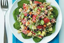 Healthy Lunches / Easy, healthy lunches that will keep you full until dinner!