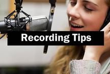 Recording Tips / Find the latest recording tips on the SongCast Blog: http://blog.songcastmusic.com/category/recording-tips/