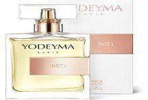 YODEYMA PARFÜMÖK / A Yodeyma parfümök kiváló minőségű parfümök melyek illatait a leghíresebb márkák inspiráltak nagyon kedvező áron, mindegyik parfüm 100 ml. Fontos tudni, hogy nem hamisítványok hanem kiváló minőségű , rendkívül jó ár-érték arányú 30 %-os parfümök, illata intenzív és hosszan tartó 8-12 órán keresztül érezhető.  Kipróbálható a Lila Kozmetikában www.lilakozmetika.hu