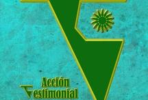 Acción Testimonial Latinoamericana / Imagenes sobre activismo y cultura latinoamericana.