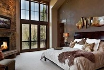 Master Bedroom / by Amelia M