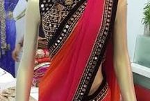 mirrorSaree