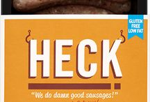 HECK / We love the range from Heck! They're the perfect partner to our wraps and sandwich thins.