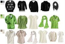 Idées de tenues pour photos de famille ou entre amis / Comment coordonner les vêtements pour un shooting en groupe. Quelques idées de couleurs, tenues...