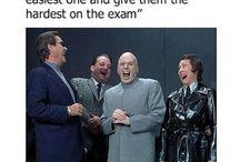 Teacher sarcasm
