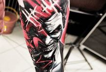 tattoo marvel