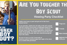 "CAC Pride / We want to see your pins! The contributing board allows our followers to share their best Scout pins. We also will upload pins of things going on around the council.   To gain access as a contributor, comment on the ""How to share you CAC pride"" pin on this board. We will grant you access and then start pinning!"