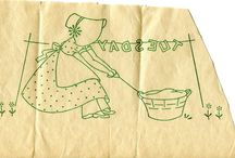 Embroidery / by Dorothy Nash