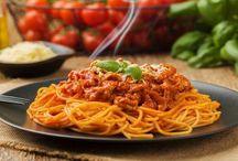 Sauces à spaghetti