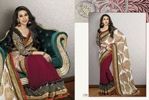 Bollywood Saree / Online Shopping India Store Sell Bollywood Designer Saree.