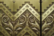 Art Deco裝飾圖騰 / by Sun Hung