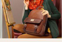 Рюкзак и сумка