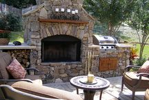 outdoor living ideas / Make a space where you can relax and enjoy your time out.