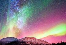 Night sky's