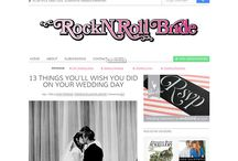 Wedding Articles / Great Wedding related articles from around the web.