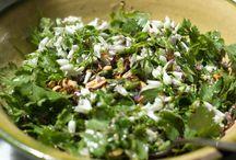 salads. / by Anne M