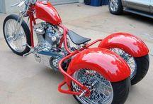 trike & concept bike
