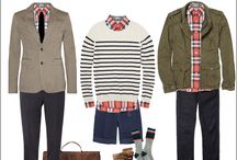 Men's Fashion Style Guides / Fashion style guides created by the editors of The Emerald Palate