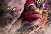 Guy Street Fighter