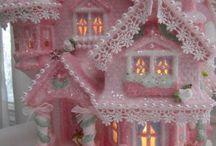 Christmas: Houses / by Patricia Dalton