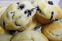 Muffins / by Pat Hamilton
