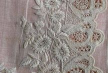 Whitework examples from around the world