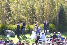 Picnic Weddings / Weddings on the garden lawns.