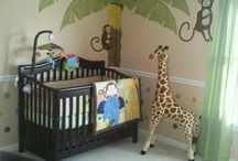 Baby room / by Christine Bridges