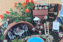 Fairy Garden & Teraryum