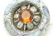 biżuteria szkocka