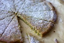 Baking recipes / Everything totally delicious. Baking from sugary sweet to salty treats.